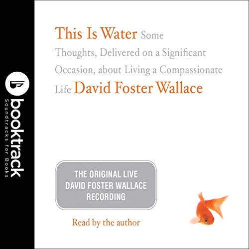 This Is Water audiobook cover art