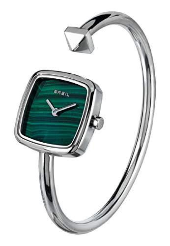 Orologio BREIL per donna B-ROCK con bracciale in acciaio, movimento SOLO...