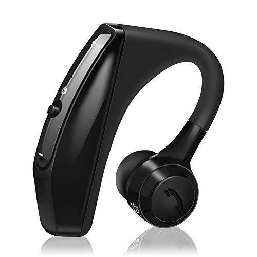 AIUIN Bluetooth headset Samnyte draadloze in-ear telefoon Bluetooth oortelefoon met microfoon handsfree draadloze surroundheadset voor kantoor rijden alle Bluetooth-smartphones