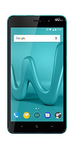 Wiko Italia Lenny 4 Plus Smartphone, Dual SIM, 16 GB, Bleen