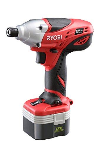 RYOBI(リョービ)『充電式インパクトドライバー(BID-1260)』