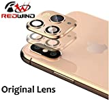 REDWIND® Camera Lens Cover for Dual Camera Smartphone, iPhone X/XS/XS Max, HD Scratch