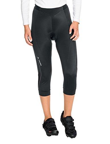 VAUDE Damen Hose Advanced 3/4 Pants II, black, 36, 067760100360