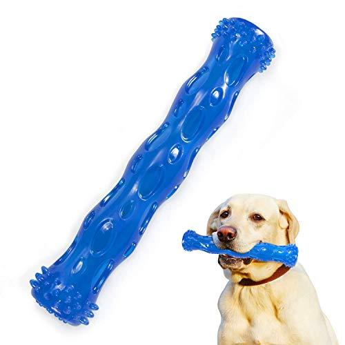 Hunde Kauspielzeug Robustes Gummi-Zahnreinigungsspielzeug für Hunde Bissfestes, den Poolgebrauch geeignet Kauspielzeug für Hunde unzerstörbar für Welpen