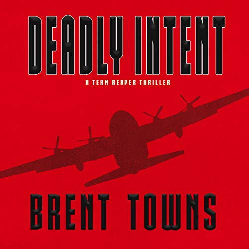 Deadly Intent: cover art