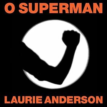 """O Superman (UK 12"""" sgl)"""