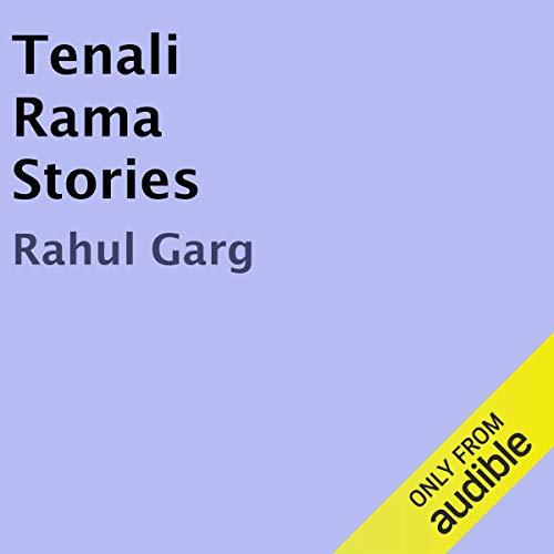 Tenali Rama Stories cover art