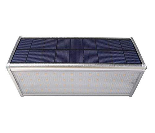Solar Leuchten Outdoor, Mikrowellen-Radar-Induktion 20Led Drahtlose Weitwinkel-Bewegungs-Sensor-Leuchten, Super Brightsecurity Wasserdichte Wandleuchten Für Garage Patio Garden Einfahrt Hof,Whitelight