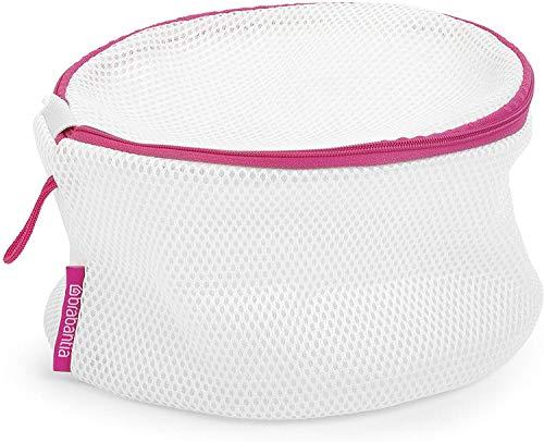 Brabantia 105463 Filet à Linge pour Vêtements Délicats Plastique Blanc
