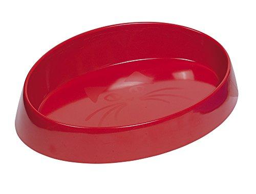 Nobby Melamin Katzennapf oval L: 20 x 15 cm, 280 ml