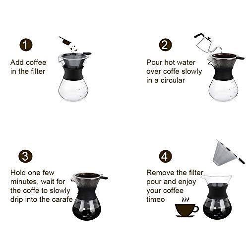 Pour-Over-Coffee-Maker-Borosilicate-Glass-Carafe-Rust-Resistant-Stainless-Steel-Paperless-Filter-Manual-Coffee-Drip-Coffee-Maker