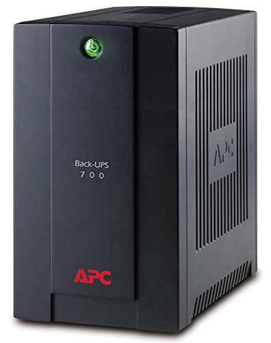 APC Back-UPS BX - BX700U-FR - Onduleur 700VA (AVR, 3 Prises FR,...