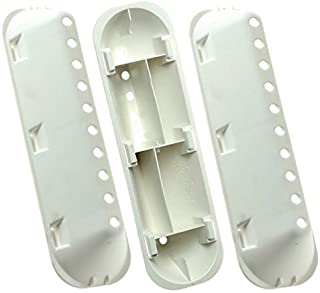 Genuine Indesit Washing Machine 10 Hole Drum Paddle Lifter Arms (Pack of 3, 183mm x 53mm x 38mm)