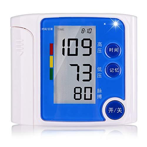 GYL Blutdruckmessgeräte Blutdruckmessgerät Handgelenk - Blutzuckermessgerät Medical Altenpflege wiederaufladbare intelligente bewegliche Überwachung der Herztätigkeit blutdruckmessgeräte für oberarm