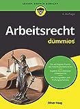Arbeitsrecht für Dummies - Oliver Haag