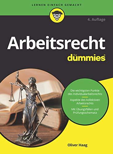 Arbeitsrecht für Dummies (FÜr Dummies)