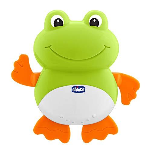 Chicco Rana Nuotatrice, Gioco Bagno Elettronico per Bambini, la Rana Nuota Nell'Acqua, 6-36 Mesi
