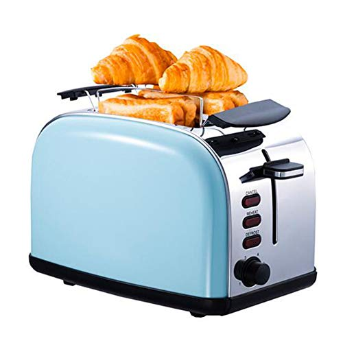Check Out This ZH Breakfast Machine Automatic Bread Machine Toasters Breadmaker Non-Stick Pan Easy t...
