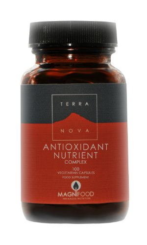 Terranova Antioxidant Nutrient Complex, 100 Vegetarian Complex