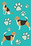 Beagle Dog Training Log Book: Puppy Obedience Journal For Pet Owners And Service Dog Instructors With Dog Medical Record Vaccine Tracker