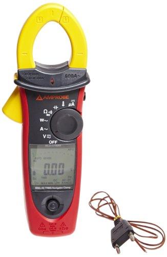 Amprobe ACD-51NAV 600A HVAC Power Quality Clamp Meter