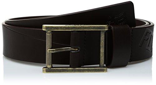 Fox Herren Belt Briarcliff Leather, Brown, M