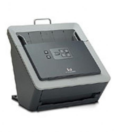 HP ScanJet N6010 Sheetfeed Dokument Scanner Diagnosegerät Unterlagen Legal, 600 DPI x 600 DPI, bis zu 18 ppm (Mono), automatischer Dokumenteneinzug (50 Blätter)-Hi-Speed USB