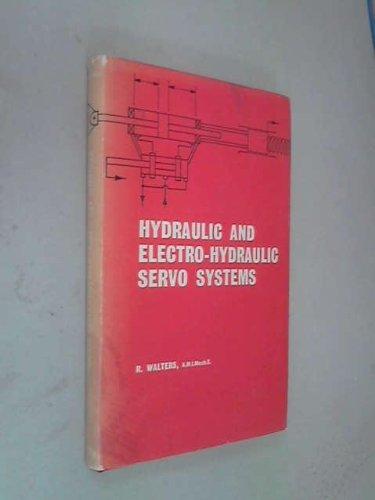 Hydraulic and Electro-hydraulic Servo Systems