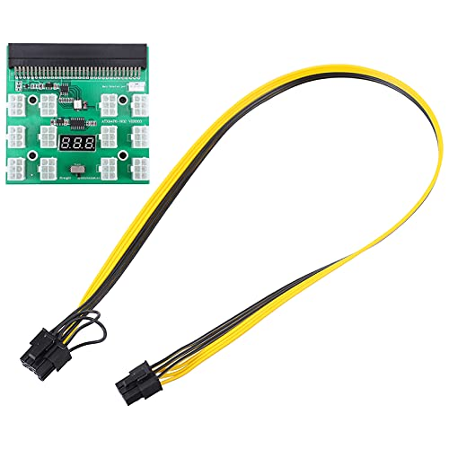 SOLUSTRE Server NETZTEIL Power 6- Pin zu...