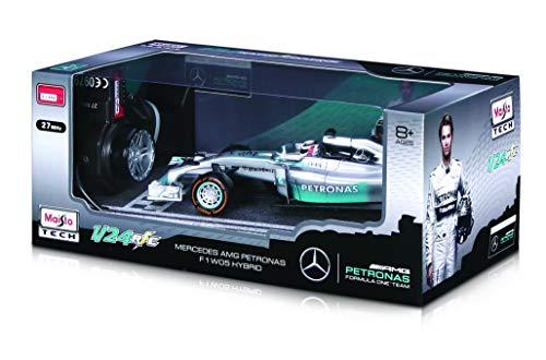 RC Rennwagen kaufen Rennwagen Bild 1: Maisto Tech R/C Mercedes AMG Petronas F1 W05 Hybrid: Ferngesteuertes Auto