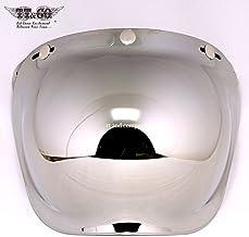 TT&CO. バブルシールド ミラー ジェットヘルメット フルフェイス ビンテージ 夜間使用不可