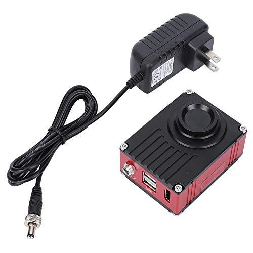 KP-2K1080 Cámara de microscopio industrial de alta definición de 2K para tomar sensor de bajo ruido de medición de video y fotografía(Enchufe de EE. UU, 100-240 v)