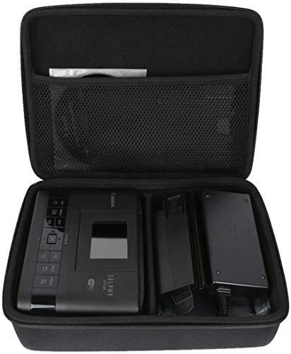 khanka Eva Custodia Rigida da Viaggio per Canon Italia Selphy Cp1300 / Cp1200 Stampante Portatile(case only)
