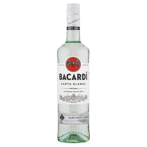 Bacardi Rum Carta Blanca - 700 ml