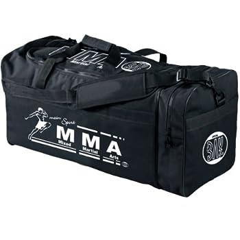 schwarz Trainingstasche 70 x 32 x 30 cm Thailand K/äfigkampf K/äfigfight Motiv Tasche Thaiboxtasche Bag BAY/® XL Sporttasche mein Sport MIXED MARTIAL ARTS MMA Fight Fighting MUAYTHAI MIX Art UFC