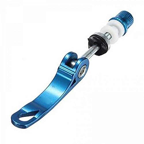 XINTUON Abrazadera de fijación de la abrazadera del poste de la bicicleta de liberación de la aleación de aluminio de la bicicleta de la abrazadera del asiento de