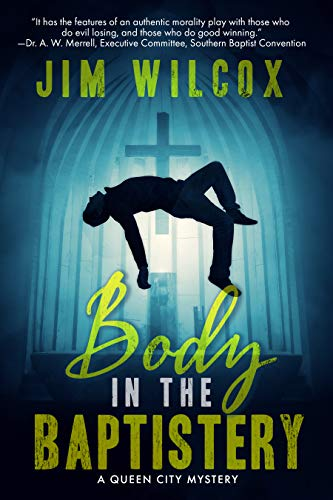 Body in the Baptistery (A Queen City Mystery Book 1) (English Edition)