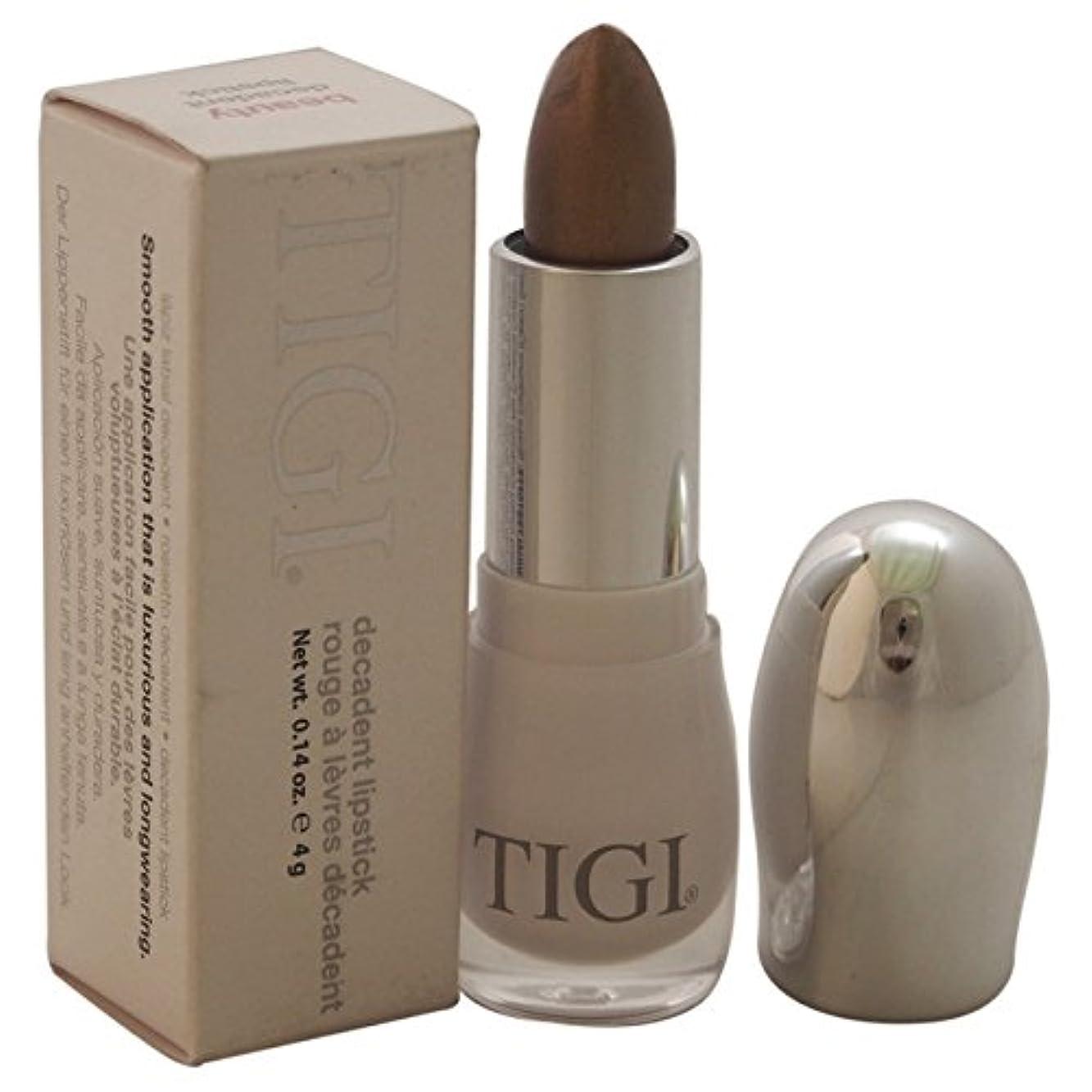 実験室持つ活気づけるTIGI ティジーベッドヘッド退廃口紅、美容、0.14オンス 0.14オンス 美しさ