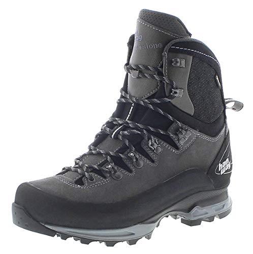 Hanwag Alverstone II GTX Schuhe Herren Asphalt/Light Grey Schuhgröße UK 8 | EU 42 2021