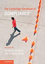 The Cambridge Handbook of Compliance (Cambridge Law Handbooks) (English Edition)