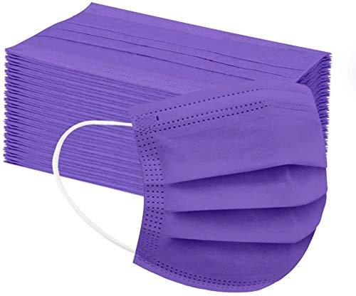 NIDAYE Kids Fashional Color Cara Bandanas Cubierta Cómodo para Bloquear Polvo Protección Contaminación Aire Para Niños 50
