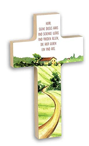 Holzkreuz »Haussegen«