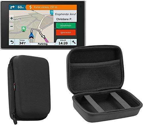 Navitech Étui De Protection Robuste en EVA Dur Gris Compatible avec Tomtom Go Professional 6200 | 6250