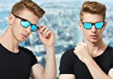 Zoom IMG-1 duco occhiali da sole uomo