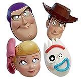 トイストーリー4 マスク お面 ウッディ フォーキー バズ ボーピープ ディズニー ピクサー (並行輸入品) disney toystory mask