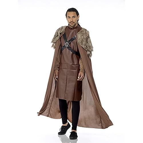 Karnival Costumes  – Ritter Kostüm für Herren Taille L - 2