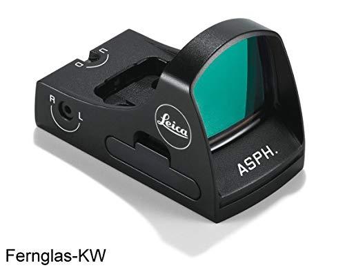 LEICA 55502 Leica Tempus ASPH. Rotpunktvisier RED DOT Leuchtpunkt 2,0 MOA