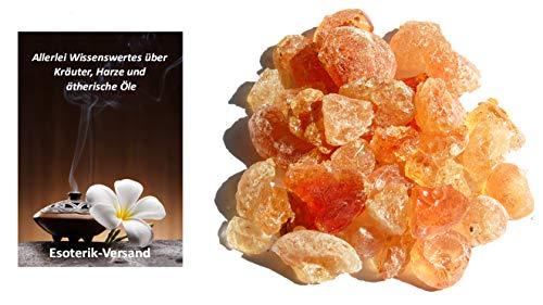 Räucherwerk, Gummi Arabicum, Harz 500 g, incl. 32seitige Broschüre