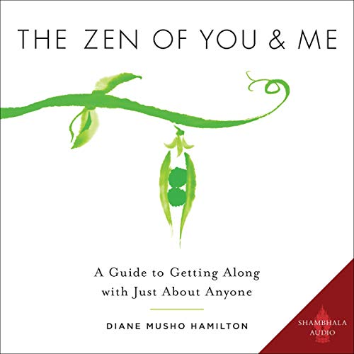 The Zen of You and Me audiobook cover art