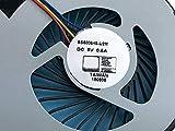 wangch Ventilador de refrigeración de CPU para computadora portátil Compatible con gigabyte Compatible con Aero 15, 15 Classic-XA, 15-W8, 15X, 15X (15XV8), 15X v8, 15-X9, 15-Y9.